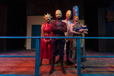 Mr. Burns - Valencia College Theater