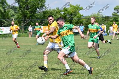Kevin Barry v Donegal Seniors 6/24/2018