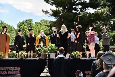 Westville High School Graduation 2021