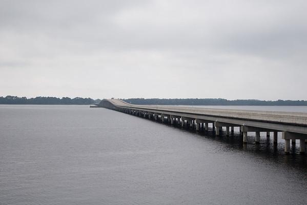 Along US 98, 2008