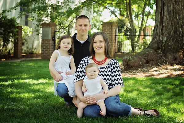 Haralson, Family