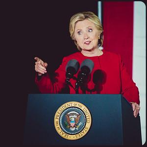 Hillary Clinton Rally, Philadelphia 2016