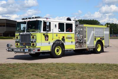 Bradley International Airport Fire Department