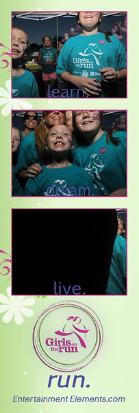 Girls on the Run 2014 Photo Strips