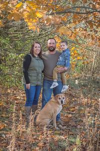 Brammer Family - November 2017