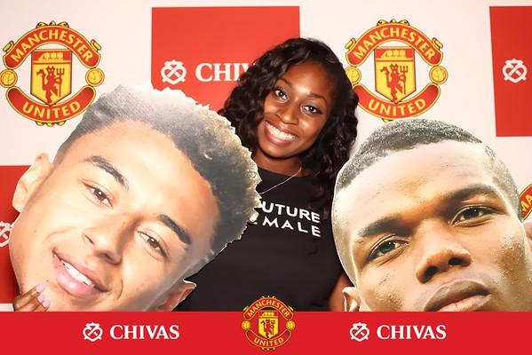 Chivas x Manchester United