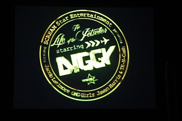 Diggy Simmons Jettsetter Tour