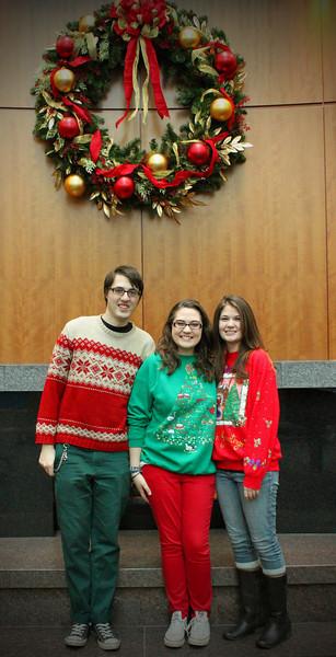 C,E,&A - Christmas 2012