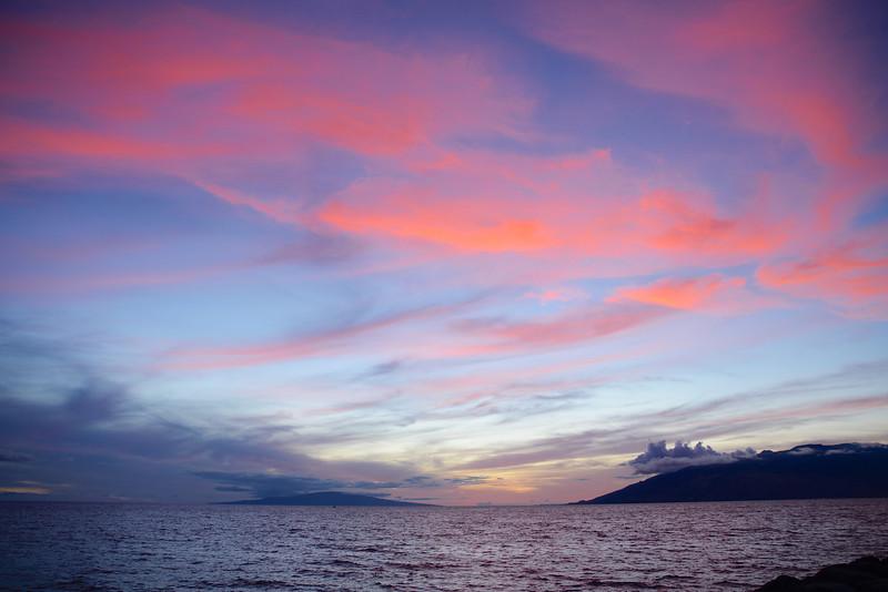 Kihei Sunset 11047