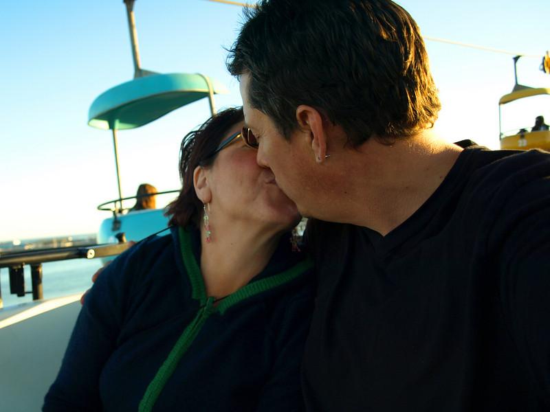 Boardwalk, Santa Cruz, California. July 2008