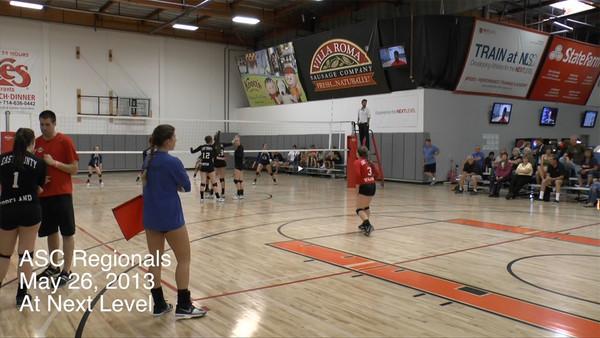 ECVBA Regionals 2013-Videos Day 2