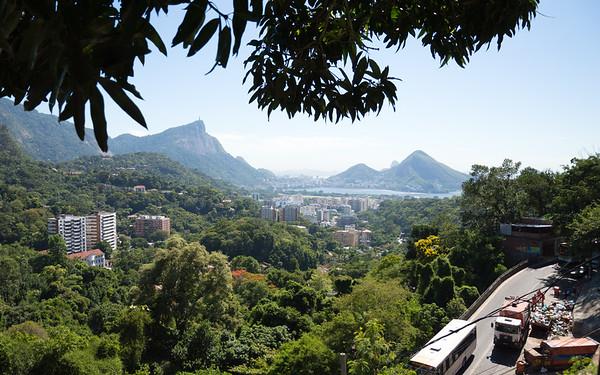 Rocinha, Rio de Janeiro, Brazil