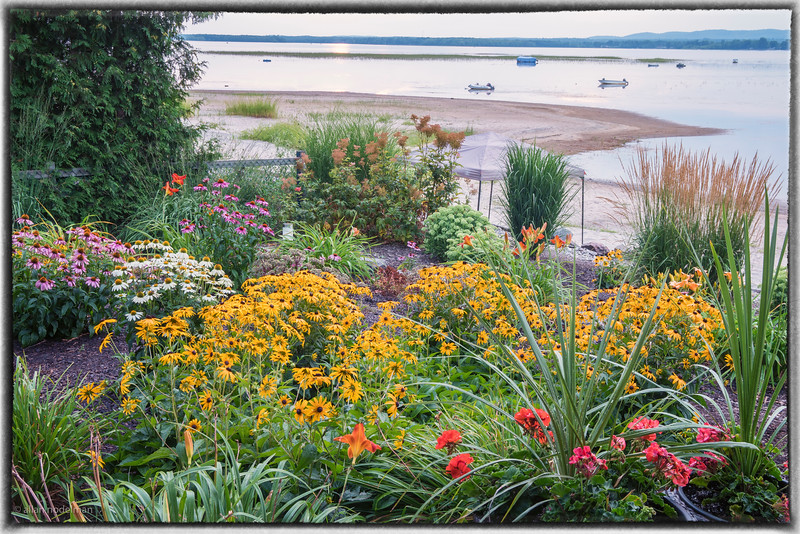 Our Garden on the River