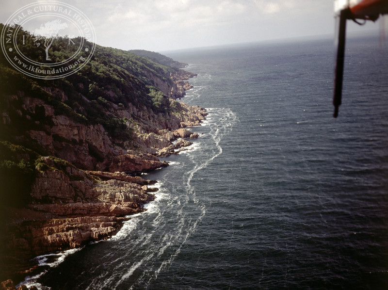 Kullen peninsula, Kullaberg north (1990) | PH.0081