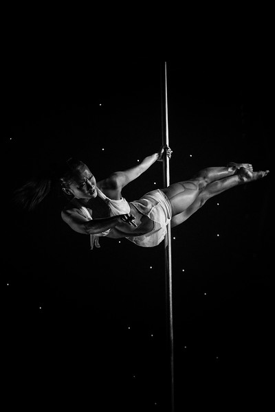 Miss Amateur Pole Dance 2013 - First Prize Performance