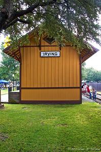 Irving TX. Depot 09-27-08