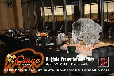 Osage Bartlesville Buffalo Presentation 04-29-14
