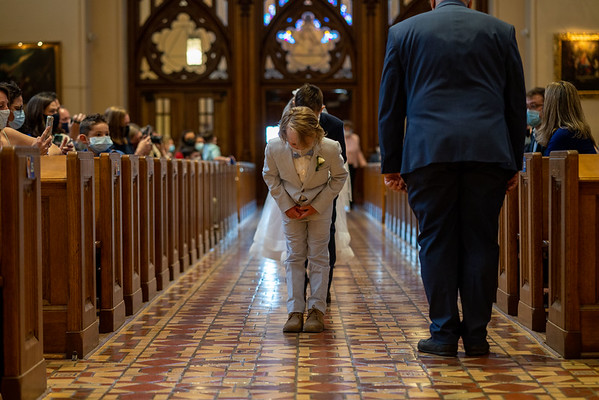 2021 First Holy Communion
