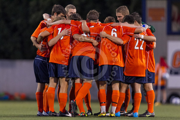 Wheaton College Men's Soccer vs Principia, September 1, 2012