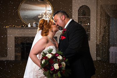 Jennifer and Antonio (Wedding)