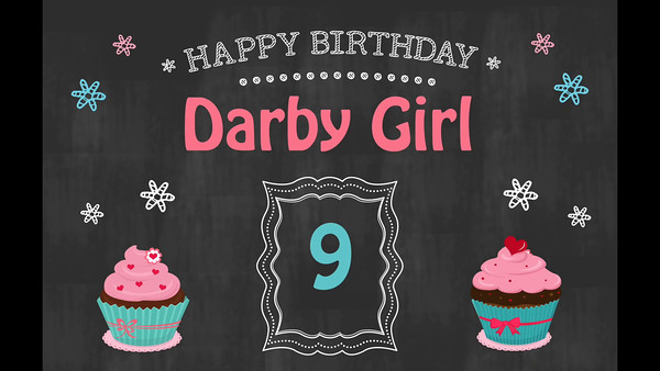 Birthday Videos!