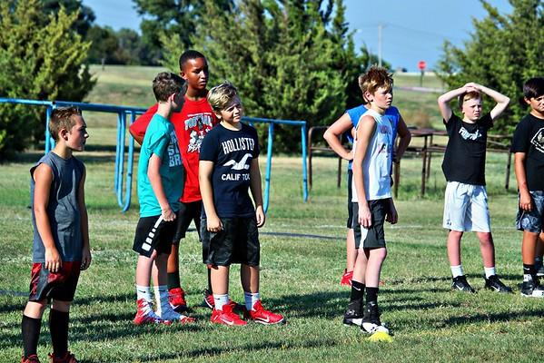 WMS Football Camp  073119