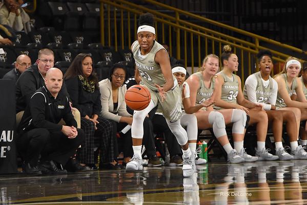 Oakland Women's Basketball vs Rochester College