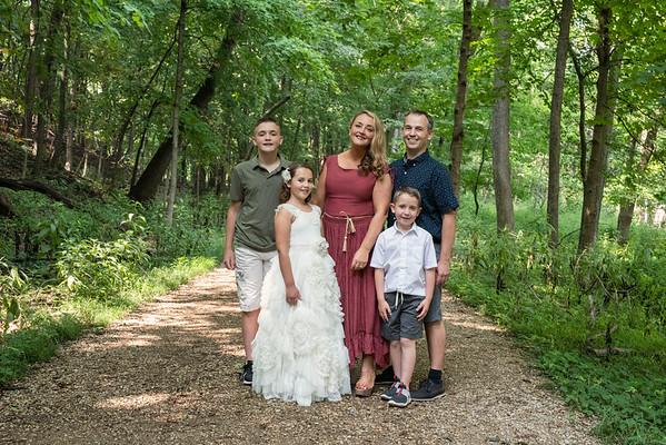 Grosboll Family 2021