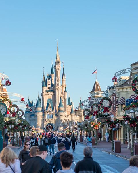 Main Street USA - Magic Kingdom Walt Disney World