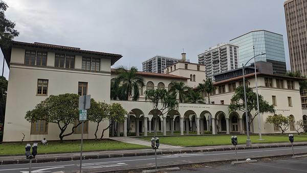 Post Office, Honolulu