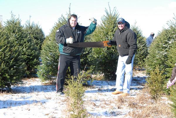 Christmas Tree Hunt 2008