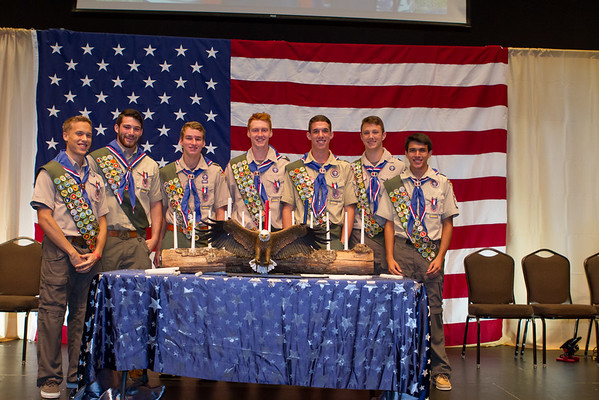 Eagle Scout Court of Honors