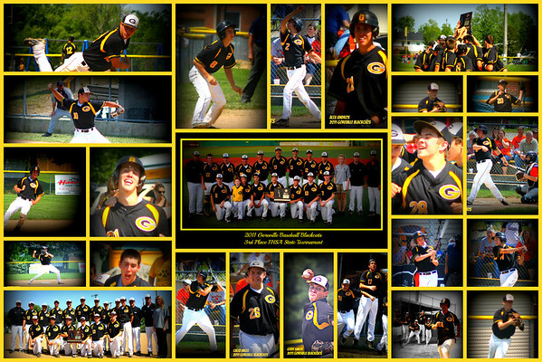 2011 GOREVILLE HIGH SCHOOL BASEBALL