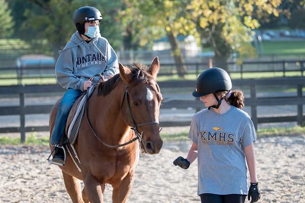 Fall Equestrian Club - 2021
