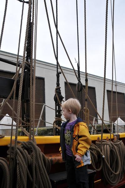 Bob Birthday, Tall Ships 2013