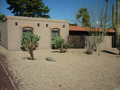 Cochise House