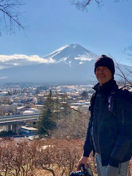 Me & Mt. Fuji