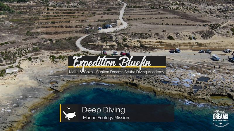Expedition Bluefin: Malta & Gozo - Deep Diving