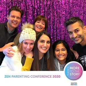 02/28/20-02/29/20 Zen Parenting Conference