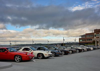 All Porsche Grand Display 2015