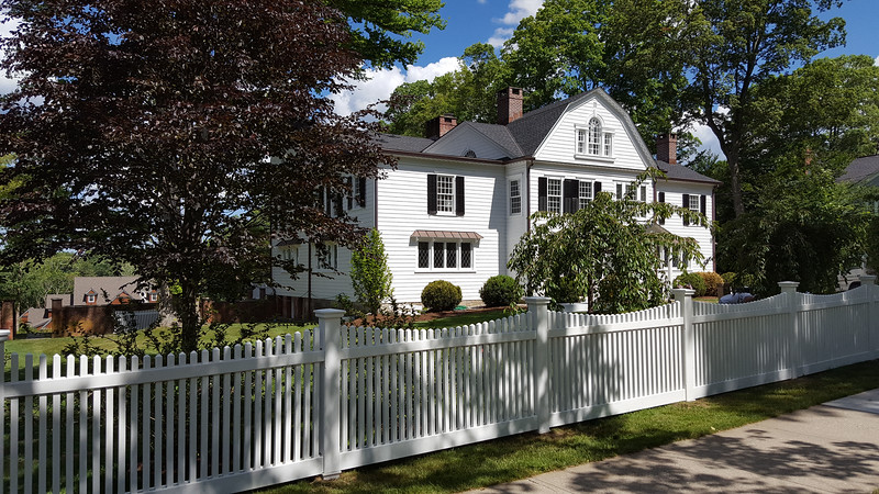 177 - 540488 - Ridgefield CT - Chestnut Hill with Smooth Scallop