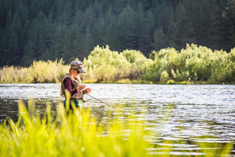 Little Truckee River Flyfishing