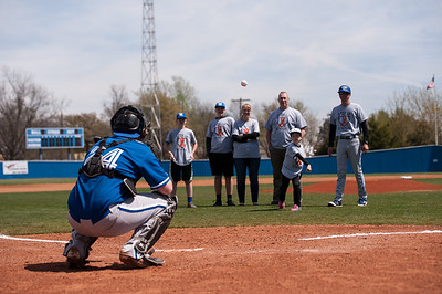 Varsity Baseball vs Purcell