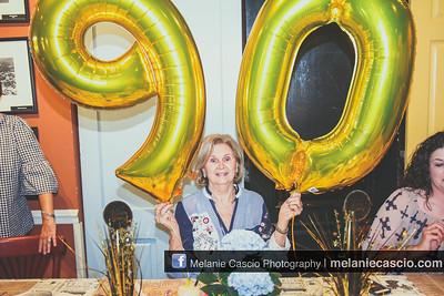 KK's 90th Birthday - 5.6.19
