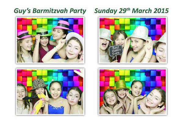 Guy's Photo Booth - 29March15