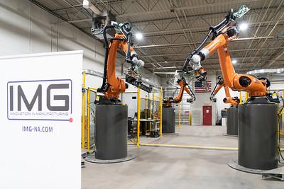 KUKA Robotics Images