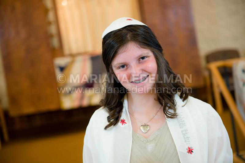 Adina Hoffer Bat Mitzvah