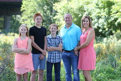The Bartlett Family 9/9/0218