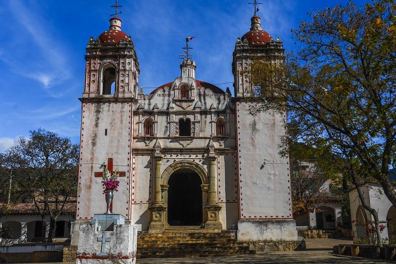 Church in San Miguel Del Valle