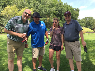 2018 UWL Alumni Golf Outing Cedar Creek